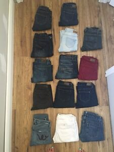 Jeans/Sweaters/Scarves/ Jackets  Peterborough Peterborough Area image 7