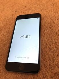 **SOLD**. iPhone 6 128gb Space Grey *Still in Warranty*
