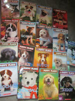 """""""Puppy Place"""" Childrens Novels"""