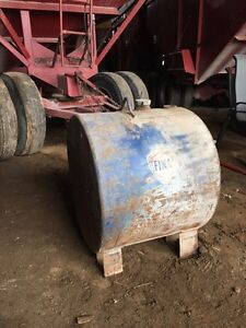 50 Gallon fuel barrel