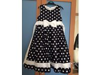 Pretty dress for sale age 6