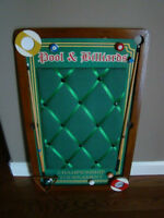 Pool Table Wall Hanger for photos