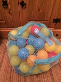 Balls for ball pit