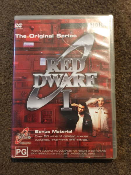 Red Dwarf DVD season 1 | CDs & DVDs | Gumtree Australia Knox