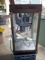 Commercial popcorn machine      Watch     |     Share     |