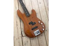 Fender Okoume Precision Deluxe Active Bass