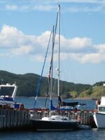 For Sale C&C 26ft Sailboat