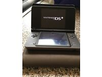 Nintendo dsi xl games charger and cover