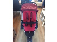 REDUCED Quinny Buzz travel system