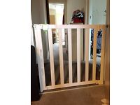 Safety gate- Mothercare