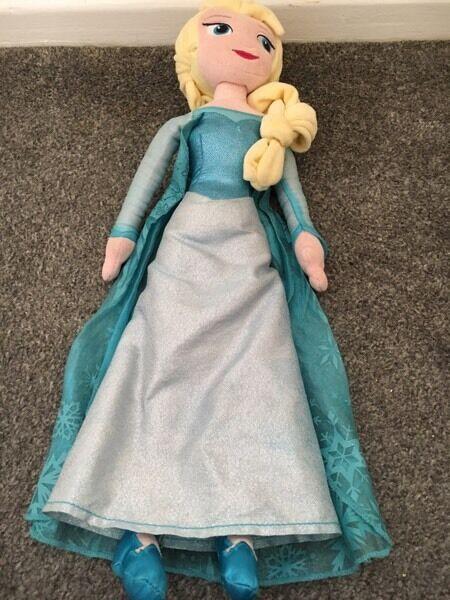 Disney Frozen Plush Doll