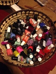 Vernis a ongles 2 pour 5$