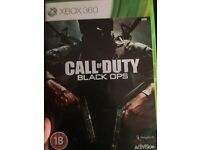 Call of duty black ops Xbox 360/Xbox one