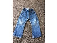 Boy's jeans by George - Size 18 to 24 months