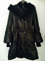 never worn Mackage puffy jacket size small