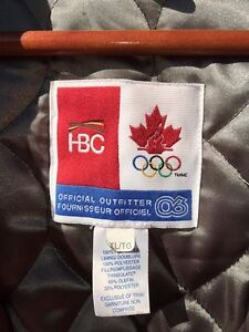 Official HBC Canadian Olympic Team Winter Coat Kingston Kingston Area image 4