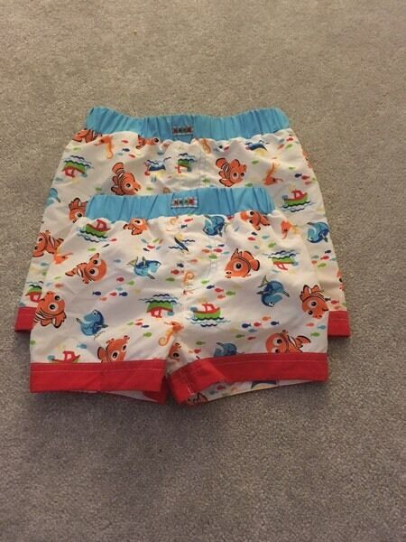 Nemo swim shorts