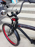 Nirve Pyro Adult Cruiser Bike in New Condition 3 speed!
