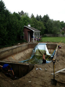 Swimming pool service and maintenance Cambridge Kitchener Area image 3