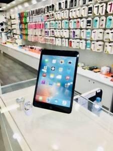 mint condition iPad mini 16gb black wifi warranty tax invoice