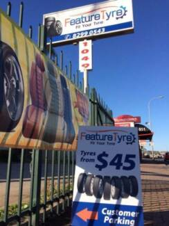 Feature Tyre & AutoService - Budget Tyre and Car Service option!
