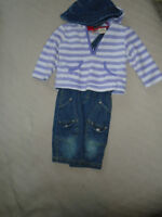 Baby Boy Clothing 6 – 12 Months + Shoes ALL 7$