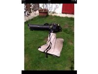 Mccullock BVM 240 Petrol Leaf Blower good working order cb5 £55