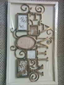 Wall photo frame - new!