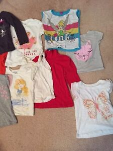 Assortment of girl's size 3 t-shirts London Ontario image 2