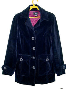 black ultra suede Jacket by Massimo : Sz Large Youth or Ladies P