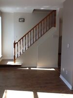 Two storey, 2 bedrooms. Newly renovated downtown Brockville