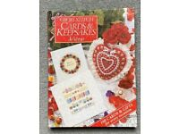Cross Stitch Cards and Keepsakes by Jo Verso (Hardcover, 1990)