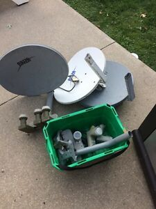Satellite Dishes and LNB's