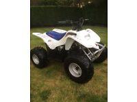 Apache f100 quad bike
