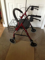 Sunburst Rollator / Walker