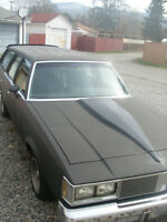 1983 Cutlass Cruiser Station Wagon $1200