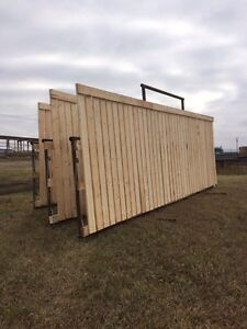 Wanted  for corral panels