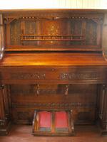 Beautiful Pump Organ