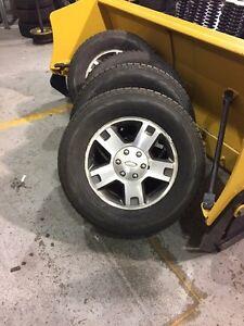 Mag f150 avec pneu hiver