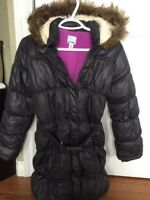 Old navy winter coat size XL 14