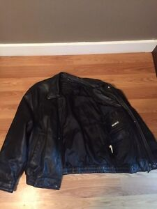 Moores Leather Jacket (L)