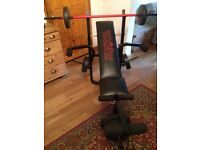 Weider Multi-Gym / Weights Bench, £40 or nearest offer