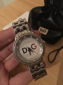 Genuine D&G watch Dolce & Gabbana watch