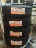 4- P185/60/14 Autoguard all season tires NEW