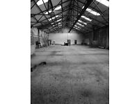 FLEXIBLE RENFREW COMMERCIAL SPACE, WORKSHOP, STORAGE, INDUSTRIAL TO LET