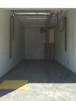 Private Storage Space For Rent!
