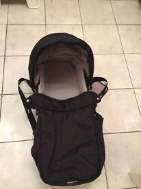 Baby jogger carrycot