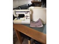 Sewing machine by New Home home ideal for beginner
