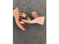 Ralph Lauren sandals size 7 hardly worn