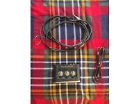 M audio fast track Audio Interface